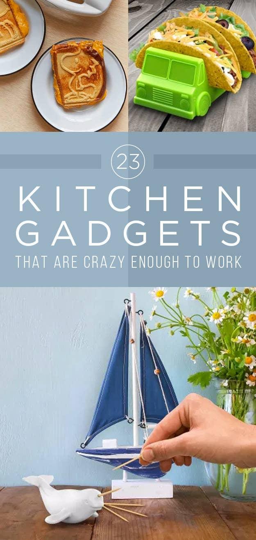 23 Absurd Kitchen Gadgets That Actually Make A Lot Of Sense