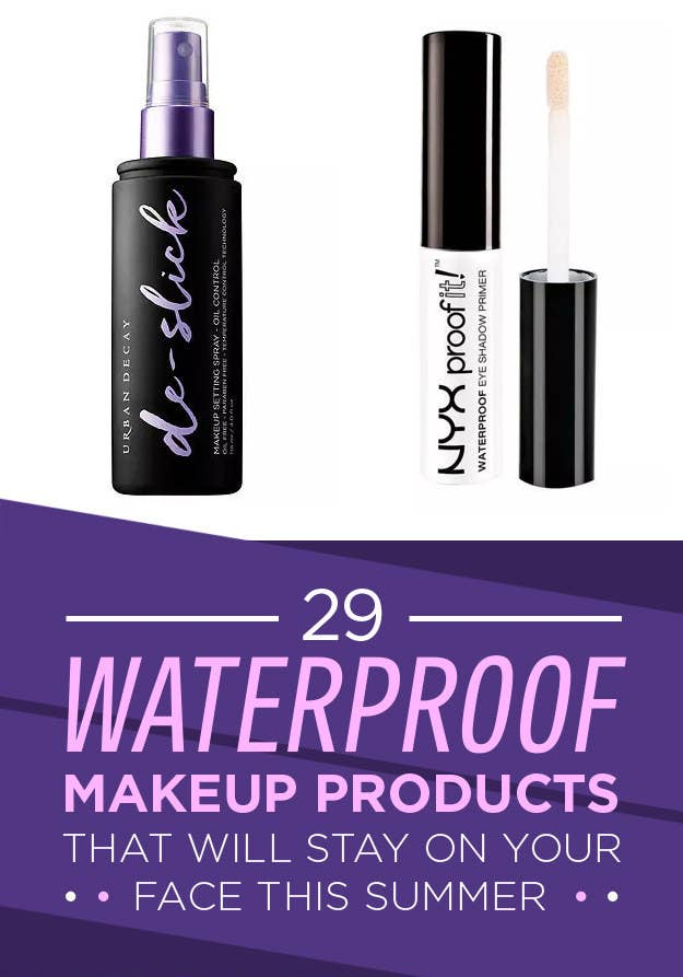 29 Sweat Proof Makeup Products Perfect For The Summer
