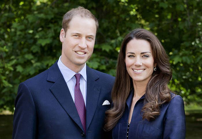 You might know her as Kate Middleton.