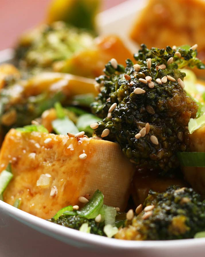 Chinese takeout style tofu and broccoli forumfinder Gallery
