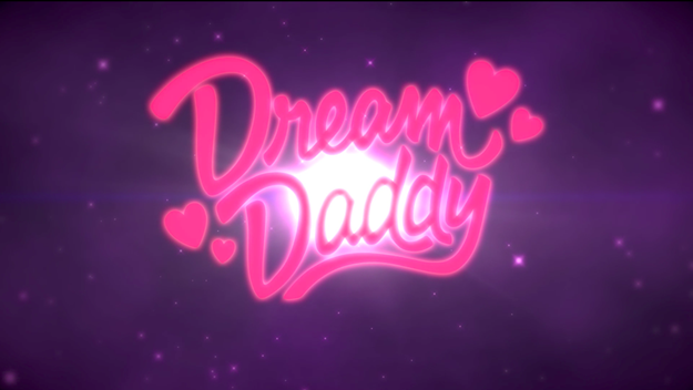 "A soon-to-be released dating sim called ""Dream Daddy: A Dad Dating Simulator,"" will allow you to date dads to your heart's content."