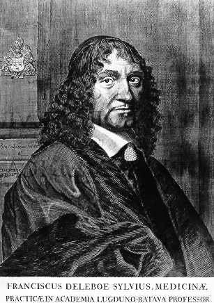 Bueno, vale, ERA. Era un remedio medicinal. Franciscus Sylvius (1614-1672), un médico alemán que vivía en Bélgica, la creo un poco como remedio a todos los males de la época porque conocía las cualidades del enebro y decidió mezclarlo con otros ingredientes.