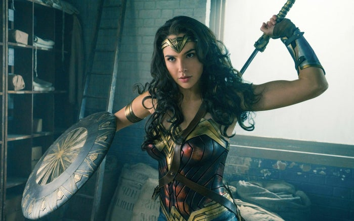Not only is it the first major superhero movie to be directed by a woman, but it also smashed box office records (it had a $100.5 million opening weekend), is rated 92% fresh on Rotten Tomatoes, and quickly became the most tweeted-about movie of 2017.