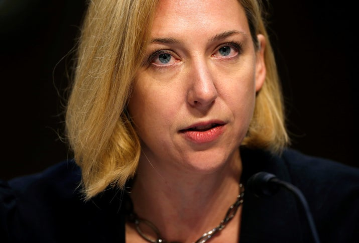 Buzz feed image of Jeanette Manfra