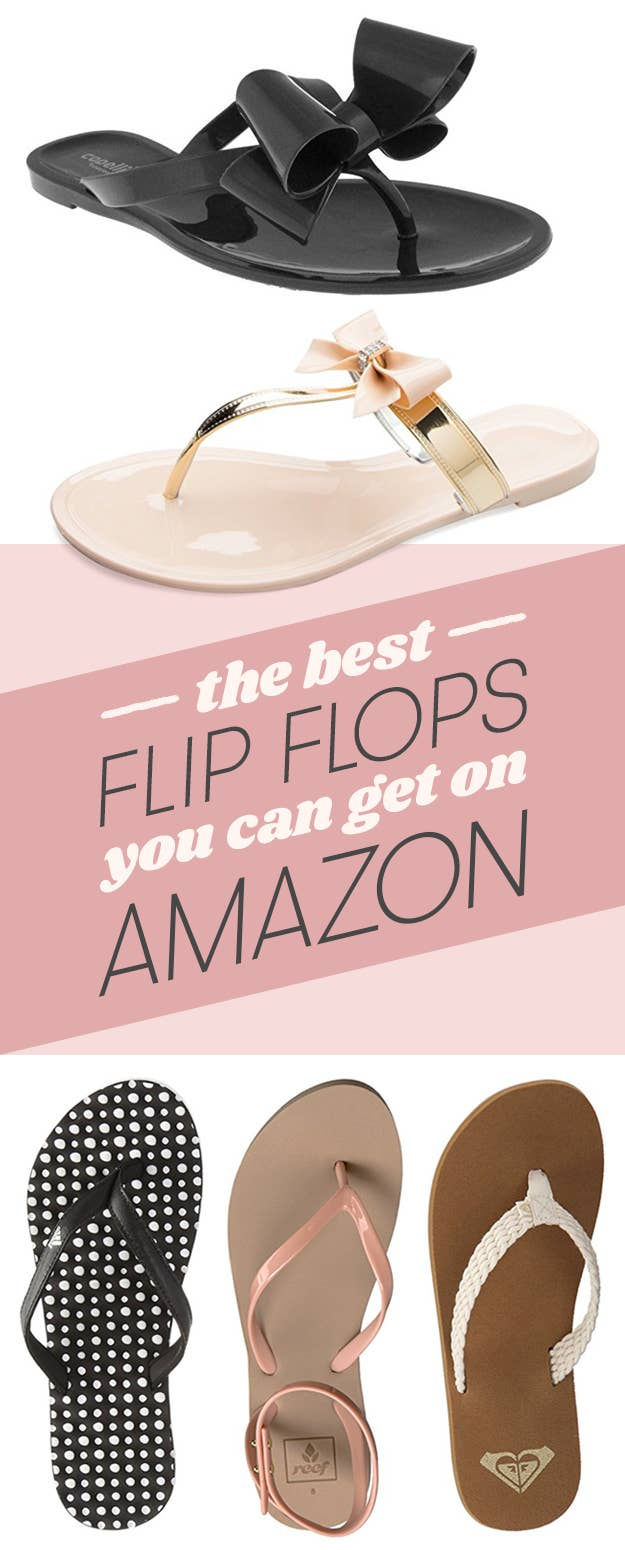 ac166f8a8 22 Of The Best Flip Flops You Can Get On Amazon