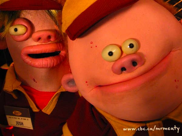 Mr. Meaty Tapeworm