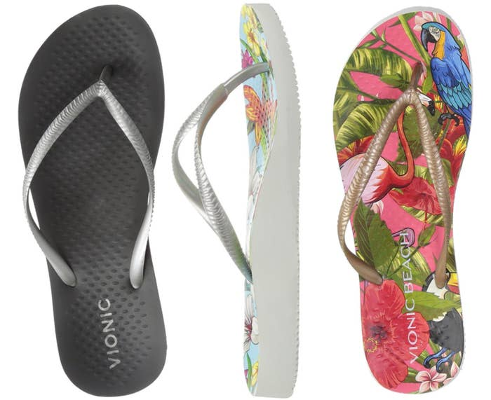5b0e25740673 Promising review   quot I can finally wear flip-flops again! These have