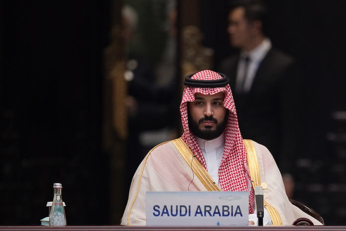 That's right. The guy who's next in line to become the head of Saudi Arabia is in the same age demographic as Miley Cyrus and Mark Zuckerburg. He's taking the place of Prince Mohammad bin Nayef, his 57-year-old cousin, who got bumped from the spot and his role as the country's interior minister.