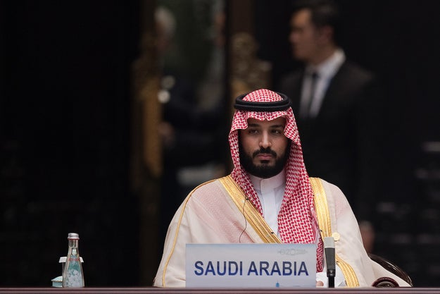 This is Mohammed bin Salman. As of Wednesday, he's the Crown Prince of Saudi Arabia. He's also just 31.