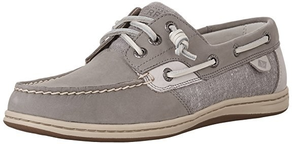 Sperrys have extra room in their boat shoes for your pesky pinky toes.