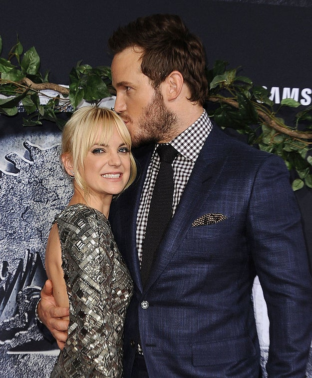 Anna Faris Tweeted A Shirtless Photo Of Chris Pratt Because You Deserve It