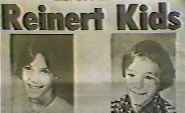 The Reinert Murders