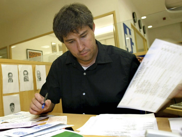 Jay Solomon in 2004