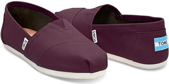 Toms Have Been Great For My Wide Feet I Also Have Ridiculously High