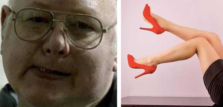 """Jerry Brudos secuestró, apaleó, y asesinó a cuatro mujeres. Él declaro que los zapatos de mujer eran su """"alternativa a la pornografía"""", y utilizó el pie cercenado de una de sus víctimas para modelar zapatos en su casa. La policía también encontró senos amputados que eran utilizados como pisapapeles en su casa. Qué estremecedor.—batman1234"""
