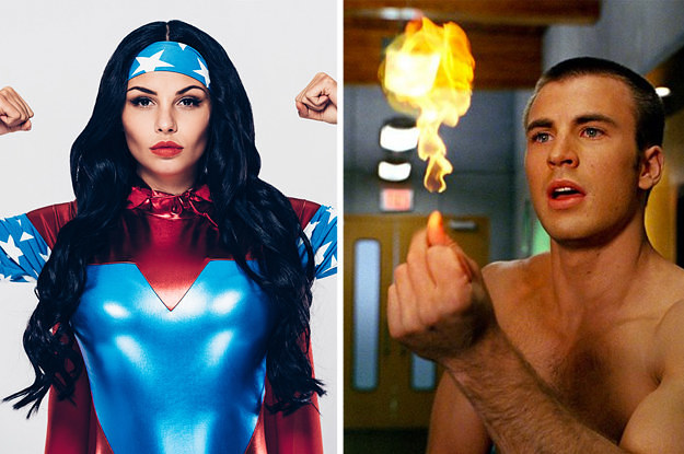 Design A Superhero Costume And We Ll Reveal Your Secret Superpower