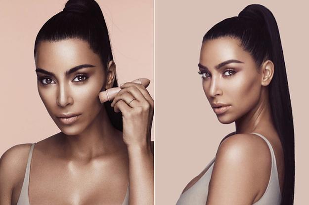Kim Kardashian's Makeu... Kim Kardashian Makeup Line