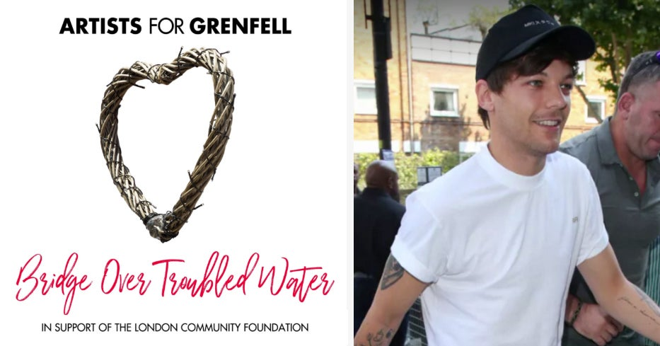 Dozens Of Celebs Have Recorded A Charity Single For The Victims Of The Grenfell Tower Fire