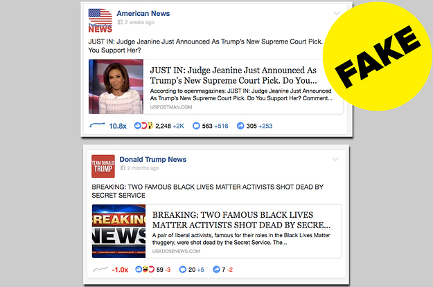 buzzfeed.com - Macedonian Publishers Are Panicking After Facebook Killed Their US Political Pages