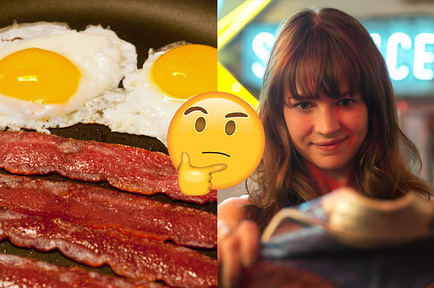 Build A Breakfast And We'll Reveal Which Netflix Comedy You Should Watch