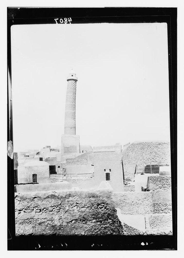 Menara Al Habda tahun 1932
