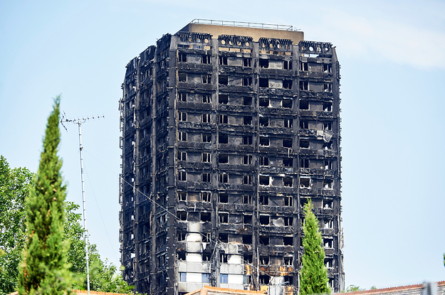 Tests After The Grenfell Fire Have Found More Combustible Cladding On Tower Blocks – BuzzFeed News