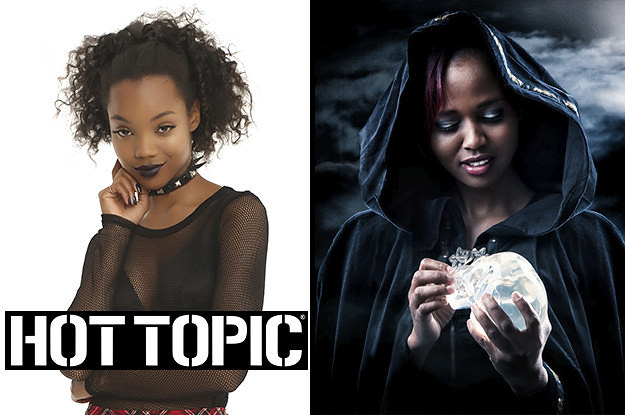 Buy Some Stuff At Hot Topic And We'll Reveal What Type Of Witch You Are