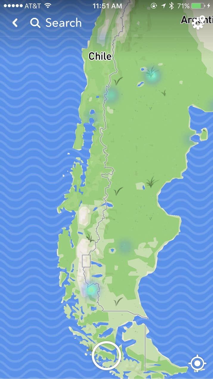 Heres How To Use Snapchats Map To Go On A Mini World Vacation