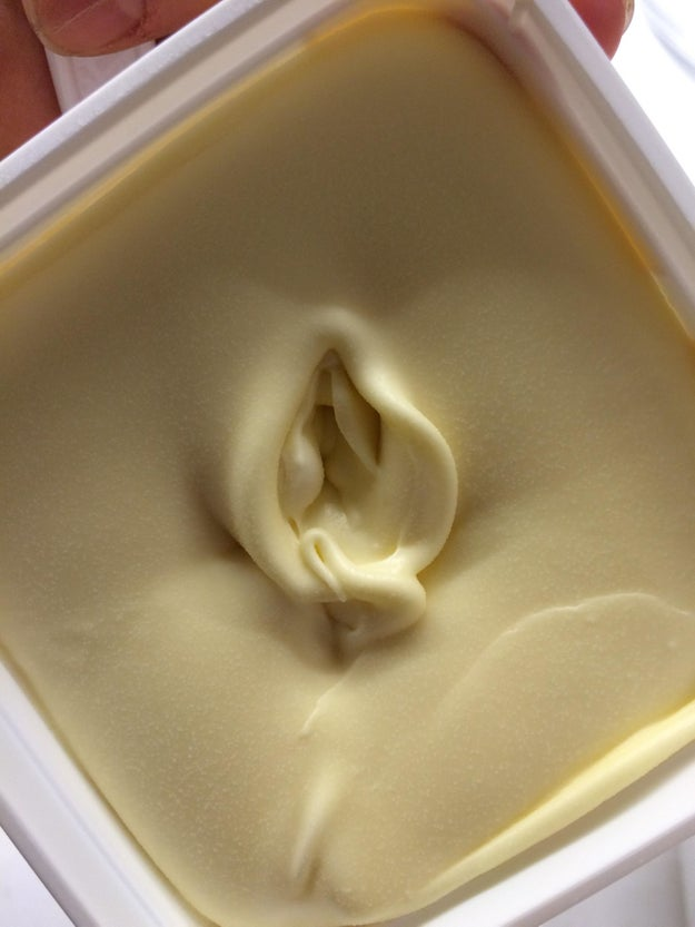 This tub of butter.