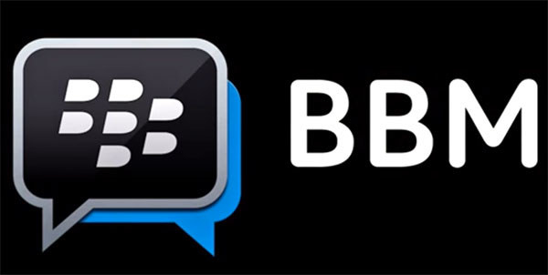 Owning a BlackBerry just for BBM.