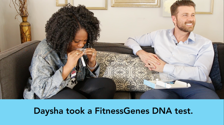 FitnessGenes is a genetic testing company that develops personalized fitness and nutrition plans based on an individual's DNA. I met with Dr. Dan Reardon, the CEO/cofounder, and took a DNA test. The results took one month to process. When I finally got them back, I was shocked.