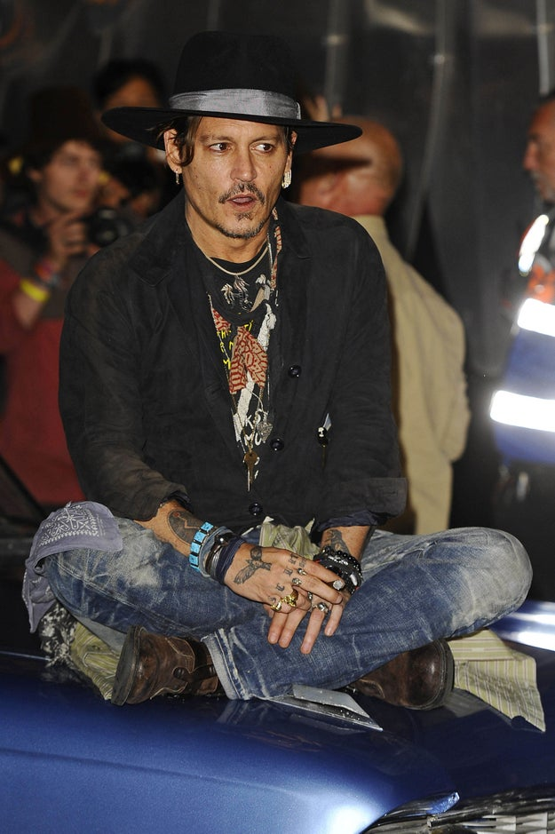 Depp's controversial joke immediately sparked outrage and criticism of the actor.