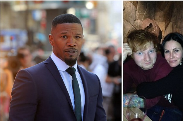 Ed Sheeran Couch Surfed With Celebs Before He Was Famous