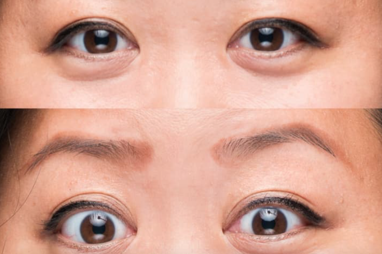 We Tested Out Those Eyebrow Stamps Youve Seen All Over Instagram