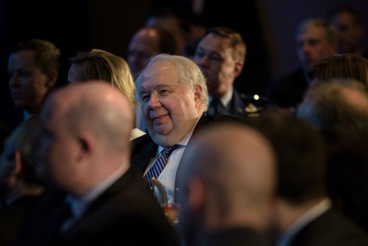 Moscow Is Finally Recalling Russian Ambassador Sergey Kislyak