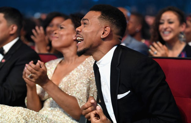 "Chance took home the Best New Artist award, and it was a beautiful moment even though some people started questioning the meaning of ""new artist"":"