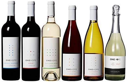 "Promising Review: ""This wine is fabulous! Far exceeded my expectations. Will purchase again."" —Deb FPrice: $89.50 for a set of six"
