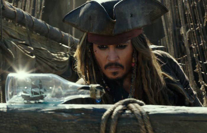 Total Chinese gross (% of total): $172,200,000 (25.4%)Total domestic gross (% of total): $160,161,569 (23.6%)Total global gross: $679,278,452Johnny Depp's box office clout has been a dim shadow of its former glory for a while in the US — and allegations of spousal abuse last year certainly did not help. But he remains a draw internationally — particularly in China, which accounted for roughly 25% of the fifth Pirates film's global box office take. The movie has also pulled in a significant bounty in Russia, Germany, the UK, France, and South Korea.