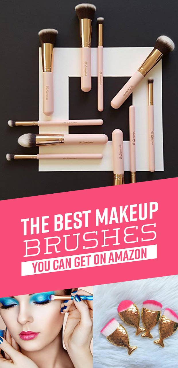 22 Of The Best Makeup Brushes You Can Get On Amazon