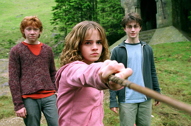 "Can You Guess The ""Harry Potter"" Movie From The Random Screenshot?"