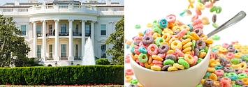 What US President Are You Based On Your Cereal Preferences?