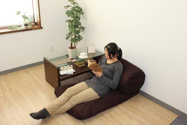 寝具がソファーになる布団収納ケース
