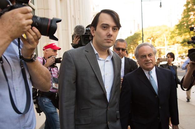 """Pharma Bro"" Martin Shkreli's Reputation Is Getting In The Way Of Jury Selection"