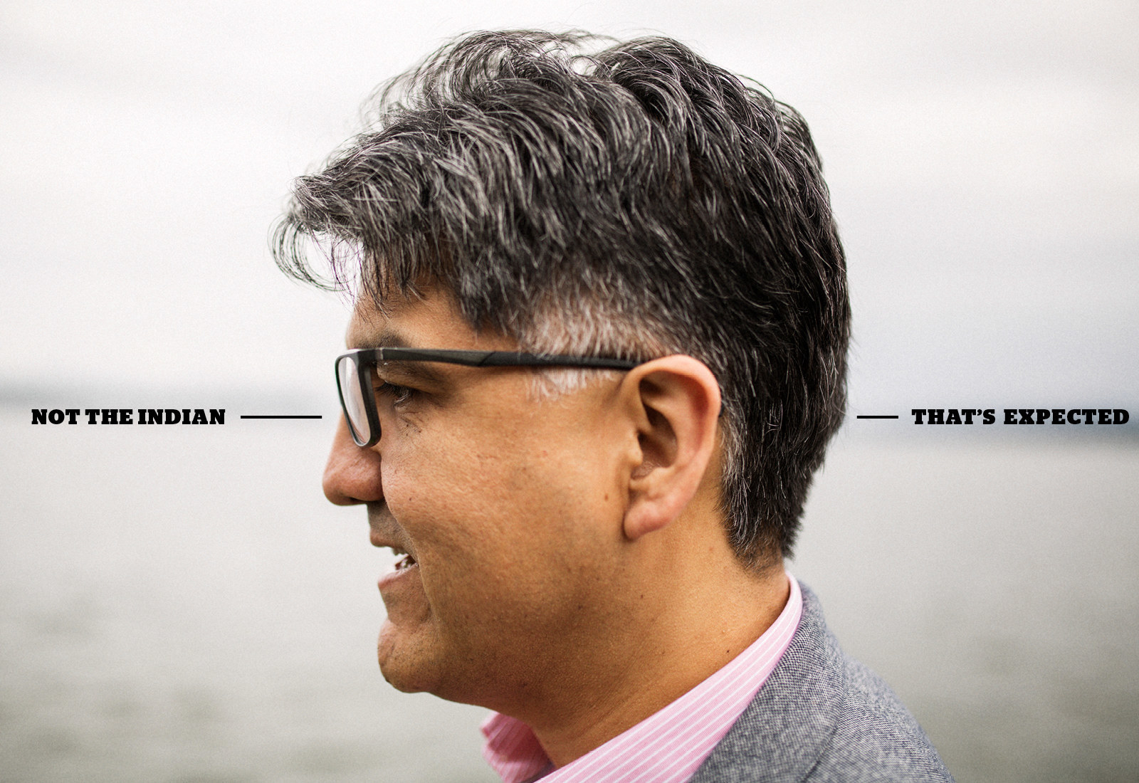 Sherman Alexie on How Trump is Turning the US Into a Reservation