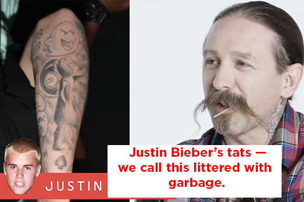 19 Things You Never Knew About Tattooing Celebrities