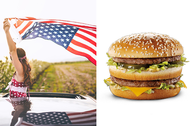 What Percent Stereotypical American Are You?