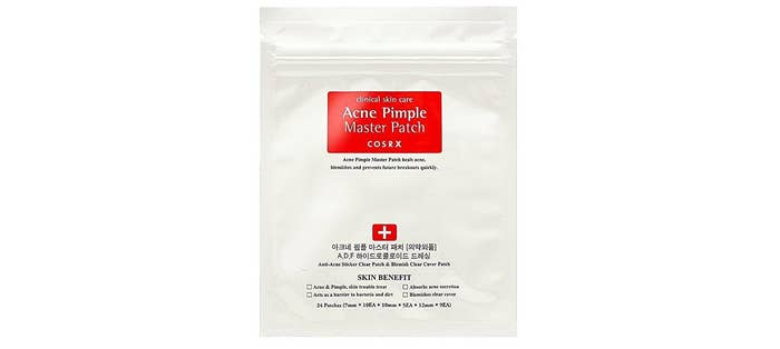 """Promising Review: """"Short version: I've never experienced anything like these in my life. They've already done more for my skin than a professional dermatologist has ever been able to do for me."""" —J. FrankGet a pack of 24 from Amazon for $5."""