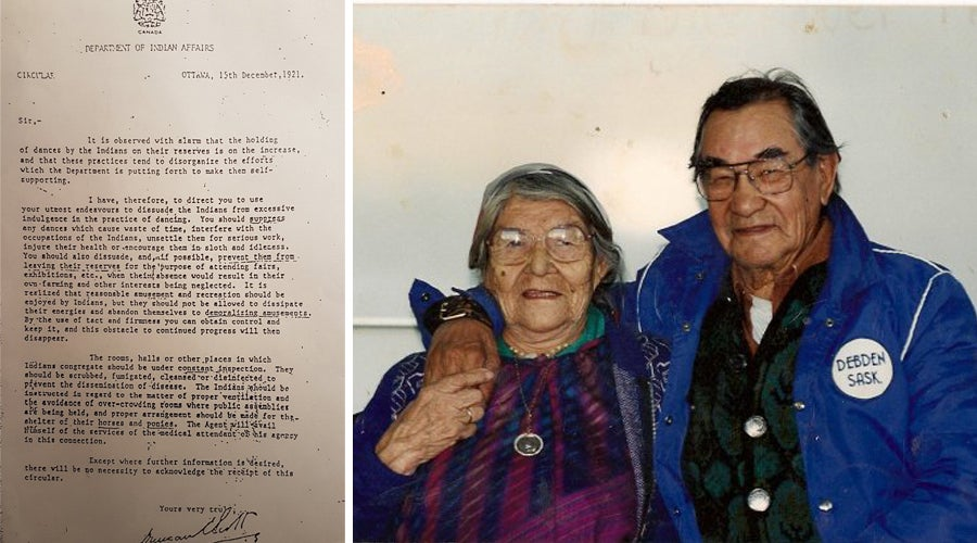 This Old Letter Shows How Canada Tried To Kill First Nations Culture