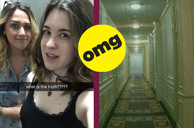 I Stayed In Chicago's Most Haunted Hotel And Pretty Much Shit Myself