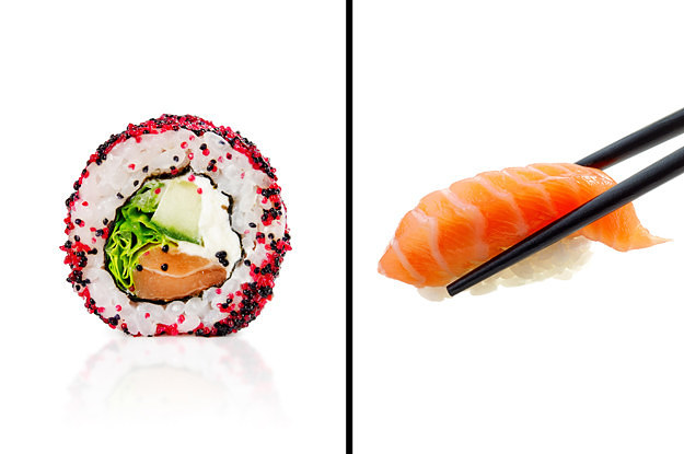 You Can Only Eat Sushi If You Get 9/13 On This Quiz